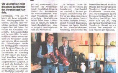 Vorarlberger Nachrichten – Vorarlberger schätzen die Vielfalt