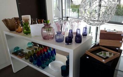 Vasenausstellung im Golfrestaurant Rankweil
