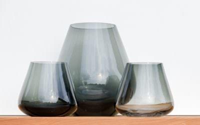 Die grauen Vasen …
